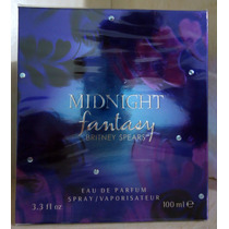 Fantasy Midnight Edp Femin 100 Ml Britney Spears - Original