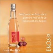 Perfume Colônia Frescor De Buriti Ekos - 75ml De 69 Por