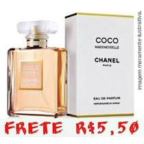 Decant/amostra 5ml Coco Madeimoselle Chanel Eau De Parfum
