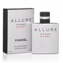 Allure Homme Sport Masculino Eau De Toilette - Chanel 100ml