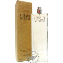 Perfume Eternity Moment Calvin Klein 100ml Edp Tester