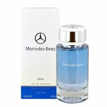 Perfume Mercedes-benz Sport Eua De Toliette Masculino 120ml