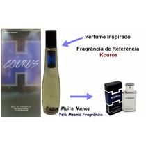 Perfume Fragrância Kouros Inspirado Contratipo 55ml