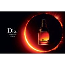 Perfume Fahrenheit 100% Fragancia 100% Original 30ml