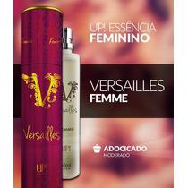 Perfume Import. Original Up! Versailles Feminino +brinde!!!