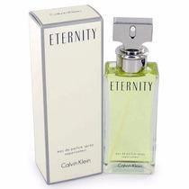 Perfume Eternity Calvin Klein Fem 100ml- Original, Lacrado