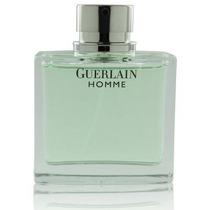 Perfume Guerlain Homme 80ml Edt Original Tester