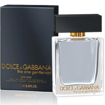 Perfume The One Gentleman Dolce E Gabbana Masculino 50 Ml