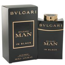 Perfume Bvlgari Man In Black 100ml Edp Original Lacrado