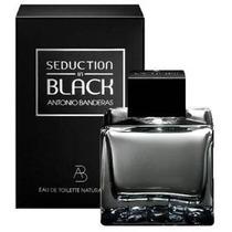 Perfume Seduction In Black 100ml Antonio Banderas - Original