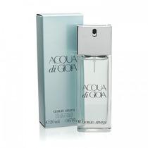 Perfume Acqua Di Gioia Armani 20ml Original Lacrado ( Mini)
