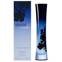 Perfume Armani Code Feminino Eau De Parfum 75ml