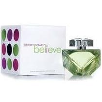 Believe Britney Spears Feminino Eau De Parfum 100ml