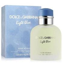 Perfume Light Blue Pour Homme Dolce Gabbana Masculino 125ml