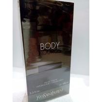 Perfume Body Kouros Yves Saint Laurent Masculino Original