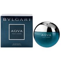Perfume Bulgari Aqva Pour Homme 100ml Importado