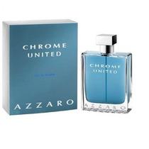 Perfume Masculino Azzaro Chrome United - Edt 100ml (tester)