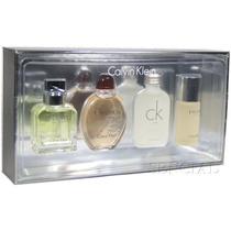 Calvin Klein Kit Miniaturas De Perfumes Masc Ck Ref:8114