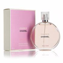 Chance Eau Vive Chanel Feminino Eau De Toilette 100ml