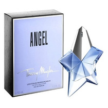 Thierry Mugler Angel Edp 50ml Feminino - 100% Original