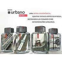 Urbano Desodorante Colonia Masculino 100 Ml.