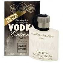 Perfume Masc Paris Elysees Vodka Extreme ( Ferrari Black )