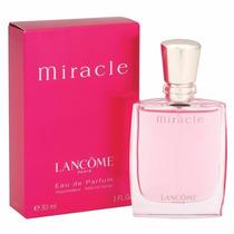 Perfume Miracle Edp 30ml - Lancôme | Lacrado E 100% Original