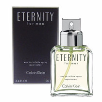 Perfume Calvin Klein Eternity 100ml Masculino 100% Original