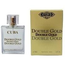 Cuba Double Golde Eau De Parfum 100ml