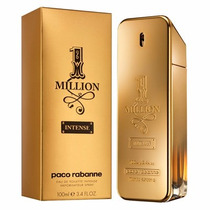 Perfume One 1 Million Intense 100ml - Lacrado 100% Original