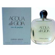 Perfume Acqua Di Gioia Feminino 100ml Eau De Parfum