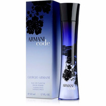 Perfume Feminino Giorgio Armani Code Edp Eau De Parfum 75ml