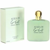Perfume Feminino Armani Acqua Di Gio Edt 100ml ** Original