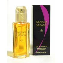 Perfume Gabriela Sabatini 60ml - Original E Lacrado!
