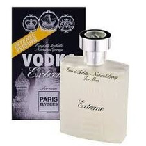 Colonia Paris Elysees Vodka Extreme Referencia Ferrari Black