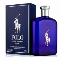 Ralph Lauren Polo Blue ( Azul ) 200ml Masculino | Original