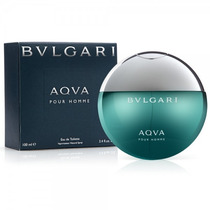 Perfume Bvlgari Aqva Pour Homme Masculino 100ml Original