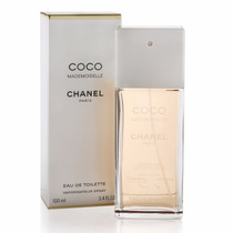 Perfume Coco Mademoiselle Edt Feminino 100ml Chanel Jaque