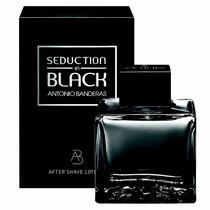 Perfume Masculino Antonio Banderas Seduction In Black 100ml