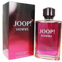 Perfume Importado Joop Homme 200ml Gigante 100% Original