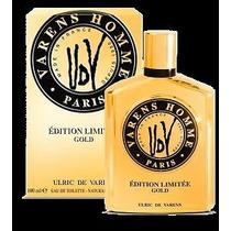 Udv Gold Ulric De Varens Eau De Toilette 100ml Edition Limit