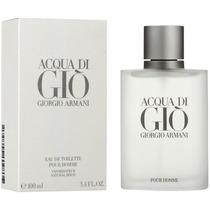 Perfume Masculino Armani Acqua Di Gio Edt 100ml Tester