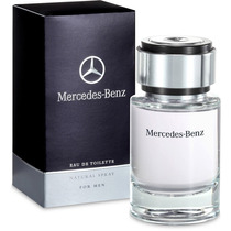 Perfume Masculino Mercedes Benz For Men - Edt 120ml (tester)