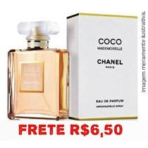Decant/amostra 2,5ml Coco Madeimoselle Chanel Eau De Parfum