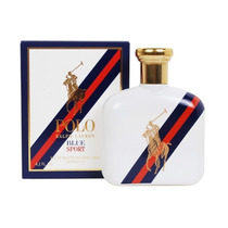 Perfume Polo Blue Sport 125ml Ralph Lauren Azul Edt Original