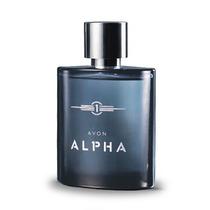 Alpha Desodorante Colônia Spray - 100ml-original Masculino