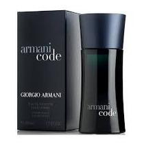 Perfume Armani Code Masculino 125ml 100% Original