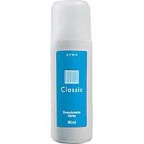 Avon Desodorante Spray Classic Feminino 80ml