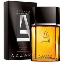 Perfume Azzaro Intense Masc 100 Ml *kiss Perfumaria *