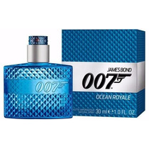 James Bond 007 Ocean Royale 30ml Masculino | 100% Original